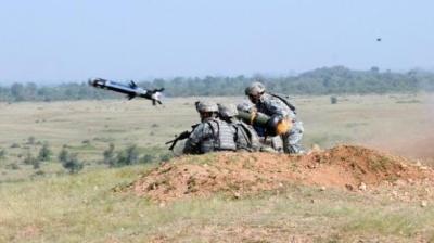 У ЗСУ готуються до отримання ракетних комплексів Javelin
