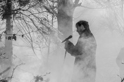 Гурт «Друга ріка» зняв кліп у горах Буковини при 22 градусах морозу