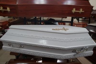 Мертва жінка народила дитину в труні