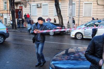 У поліції повідомили подробиці стрілянини в Одесі