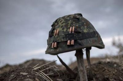 Терористи на Донбасі залишити помирати свого солдата на полі бою