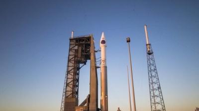 В США запустили ракету, яка виведе на орбіту супутник-шпигун: відео