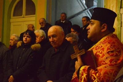 У Чернівцях прощаються з відомим вченим-мовознавцем Тарасом Кияком (ФОТО)