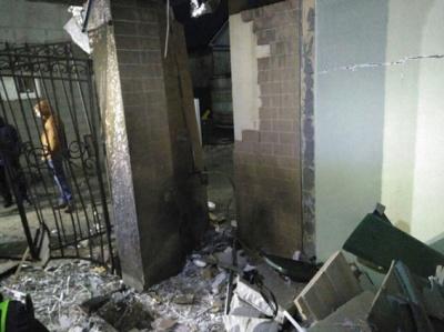 У Затоці на базі відпочинку підірвали вибуховий пристрій