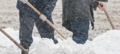 Укргідрометцентр: Снігом замете сім областей України