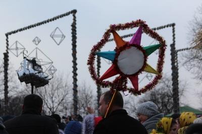 У Чернівцях відбулося фольклорне свято «Від Різдва Христового до Йордану» (ФОТО)