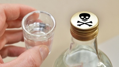 Буковинець потрапив до реанімації, отруївшись сурогатним алкоголем