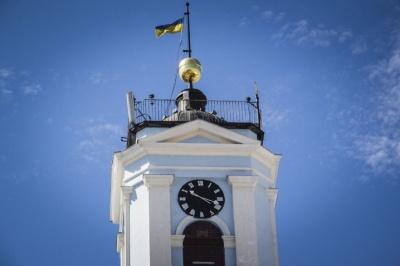 У Чернівецькій міськраді створили робочу групу з вивчення питання ремонту будівлі ратуші