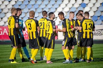 """Футболисты  """"Буковины"""" приступили к тренировкам"""
