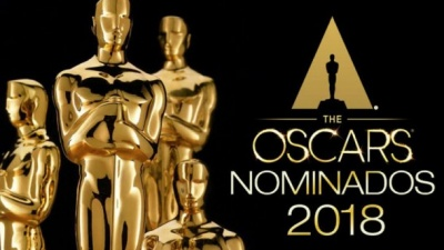 Оприлюднили повний список номінантів на Оскар-2018