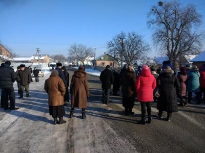 Влада пообіцяла не закривати лікарню в Топорівцях – акцію припинено