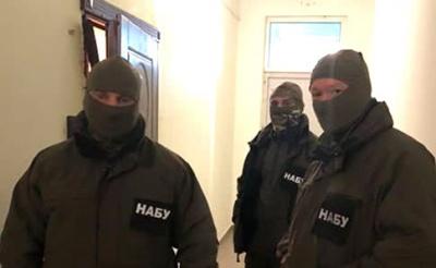 Детективи НАБУ проводить обшук у першого заступника голови ДМС Пімахової