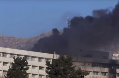 Літак привіз з Кабула тіла загиблих під час теракту українців