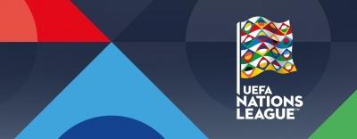 Став відомий календар ігор збірної України у Лізі націй