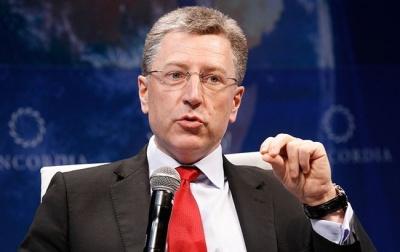 Волкер заявив, що закон про реінтеграцію Донбасу не суперечить Мінським угодам