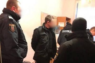 У Києві затримали членів злочинної групи яку очолював підполковник поліції