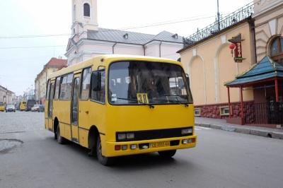 Розглядають зміну маршруту автобуса №38 у Чернівцях