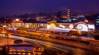 У Києві з'явиться Roshen Plaza