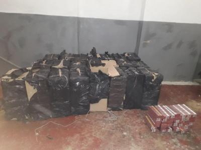 Стрілянина на кордоні – на Буковині зупинили чергову спробу контрабанди цигарок