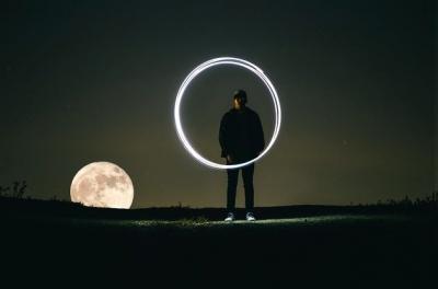 Місячне затемнення, супермісяць і блакитний Місяць - співпадуть у ніч 31 січня