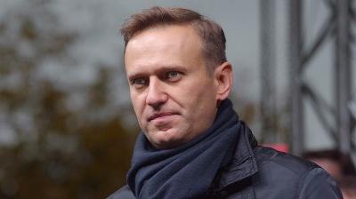 """У Москві поліція затримала Навального під час акції """"Страйк виборців"""""""