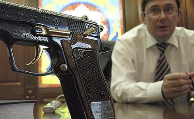 Генпрокурор заявив, що виступає за легалізацію зброї