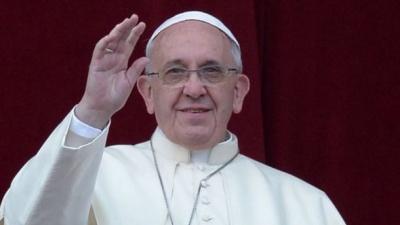 Папа Римський розповів, що молиться українською