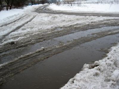 На Буковине - плюсовая температура и дождь