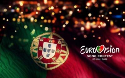 """У Лісабоні відбулося жеребкування країн-учасниць """"Євробачення-2018"""""""