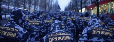 """Аваков прокоментував ходу """"Національної дружини"""" у Києві"""