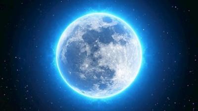 Місячне затемнення 31 січня: коли українці побачать блакитний кривавий супермісяць