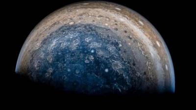 На Юпітері вирує буря: NASA опублікувало знімок