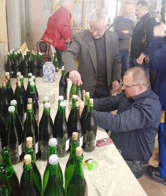 У Чернівцях відбулася дегустація буковинських вин (ФОТО)