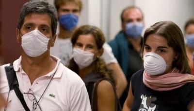 У Франції впродовж місяця від грипу померло 2850 осіб