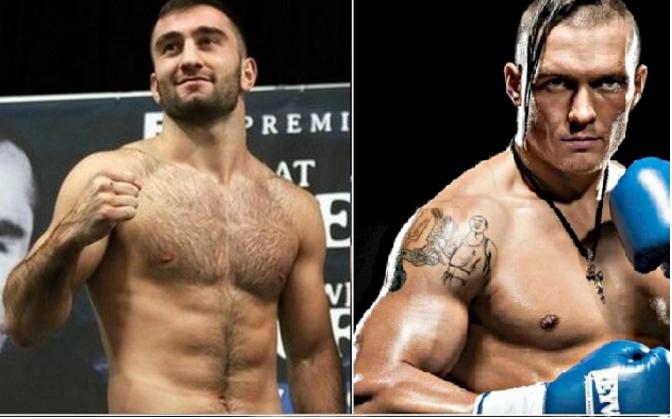 Суперником Усика у фіналі Всесвітньої суперсерії боксу стане росіянин Гассієв
