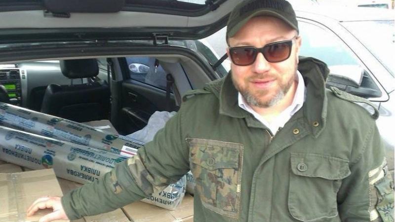 УДТП загинув відомий волонтер Краснопольський