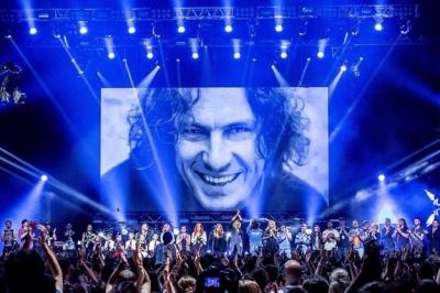 Три роки без Кузьми. У Чернівцях вшанують пам'ять лідера гурту «Скрябін»