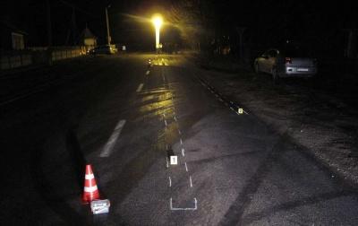 На Буковині неповнолітній водій збив на смерть чоловіка (ФОТО)