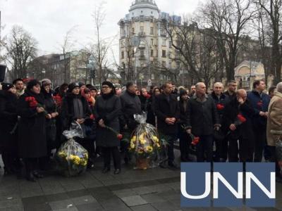 У Києві триває прощання з космонавтом Леонідом Каденюком