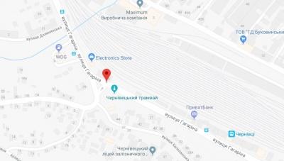 У Чернівцях письменник пропонує перейменувати вулицю Гагаріна на Каденюка