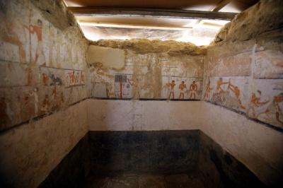 У Єгипті знайшли гробницю жриці віком близько 4,4 тисячі років