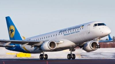 Літак МАУ здійснив екстрену посадку у Грузії