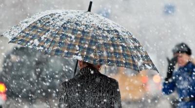 На заході України негода, на Буковині - лише помірний сніг