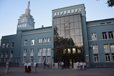 Аеропорт «Чернівці» хочуть назвати на честь Леоніда Каденюка