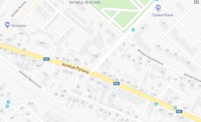 У Чернівцях на частині вулиці Руської бруківку хочуть замінити на асфальт
