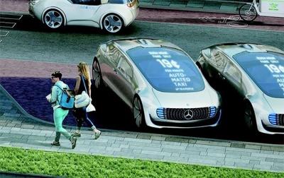Daimler і Bosch розпочнуть тестування безпілотних таксі