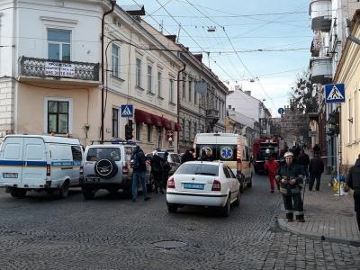 У 2017 році поліція Буковини 13 разів виїжджала на анонімні виклики про замінування