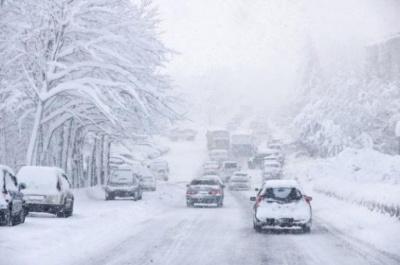 Синоптики розповіли, коли на Буковину прийдуть хуртовини і сильний сніг