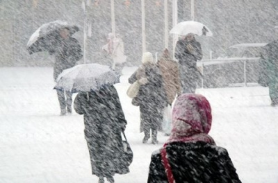 Синоптики попереджають буковинців про різке погіршення погоди
