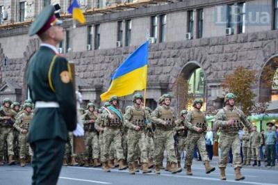 """Уряд пропонує Раді замінити військове вітання """"Доброго здоров'я"""" на """"Слава Україні"""""""